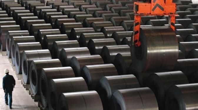 Bangun Pabrik Baja di RI, Perusahaan China Rogoh US$ 1,6 Miliar